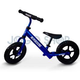 Bicicleta balance para niños color azul