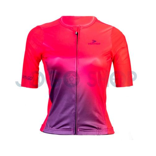 Camiseta mujer ciclismo m/c
