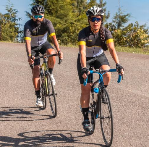 lycra ciclismo mujer élite