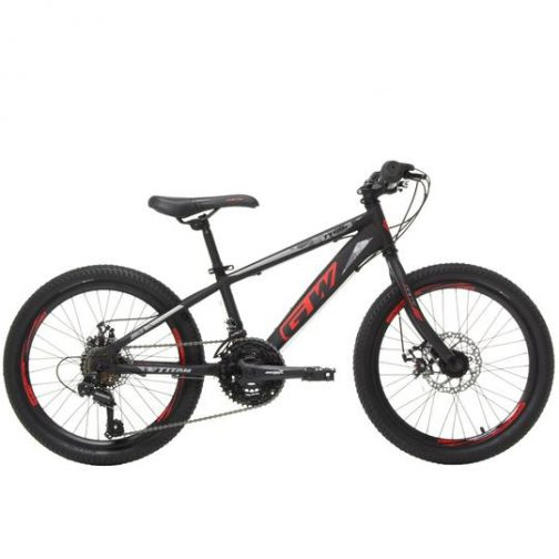 Bicicleta GW titan rin 27.5