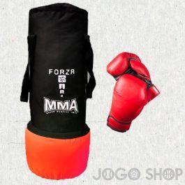 Saco de boxeo y pateo
